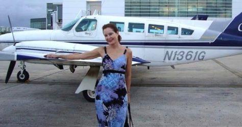 LYNDA - MY STORY- AIRLINE-