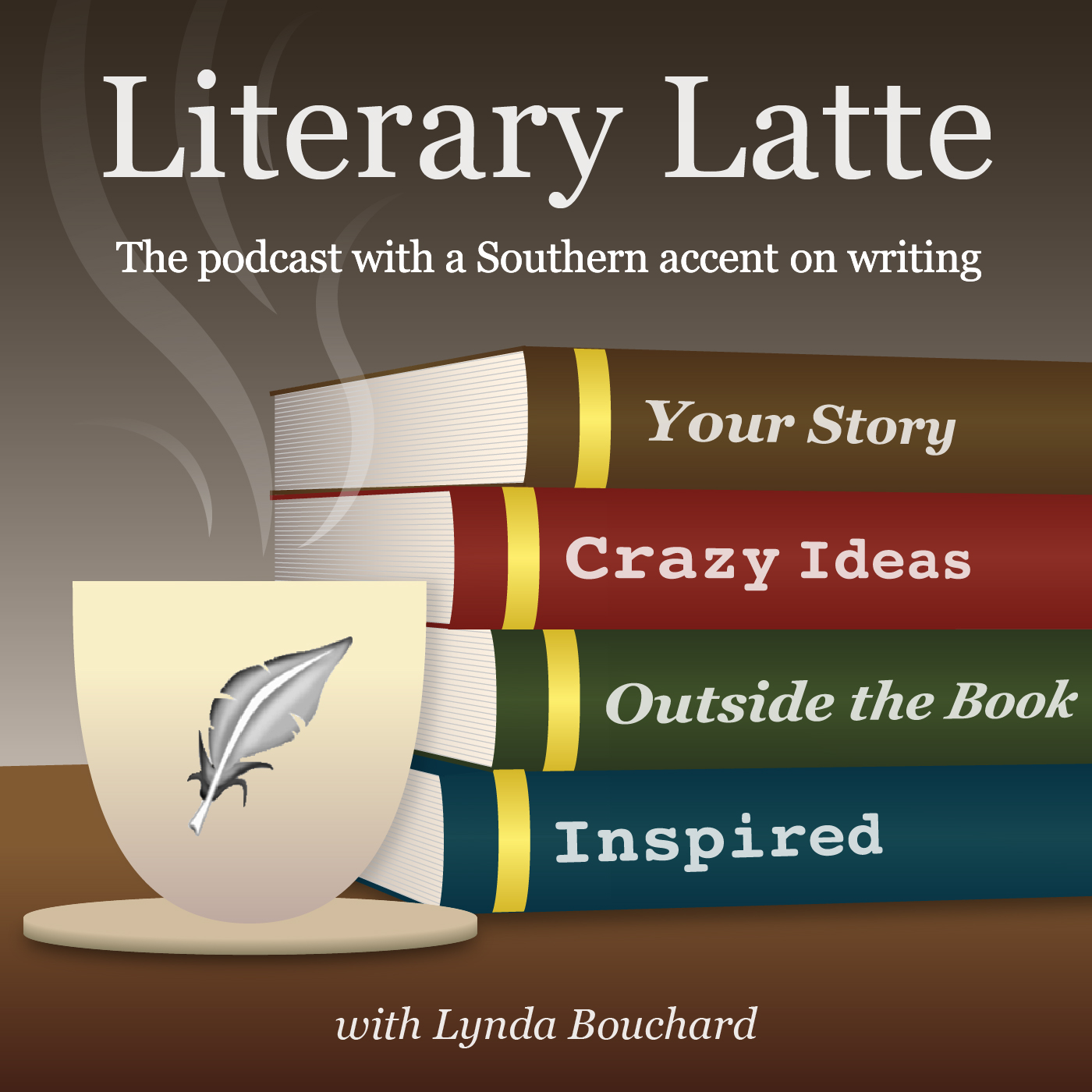 Literary Latte Podcast – Season 1, Episode 10