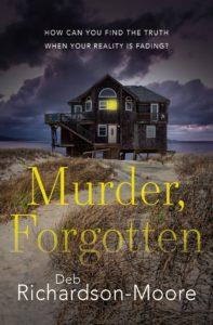 Murder, Forgotten Cover